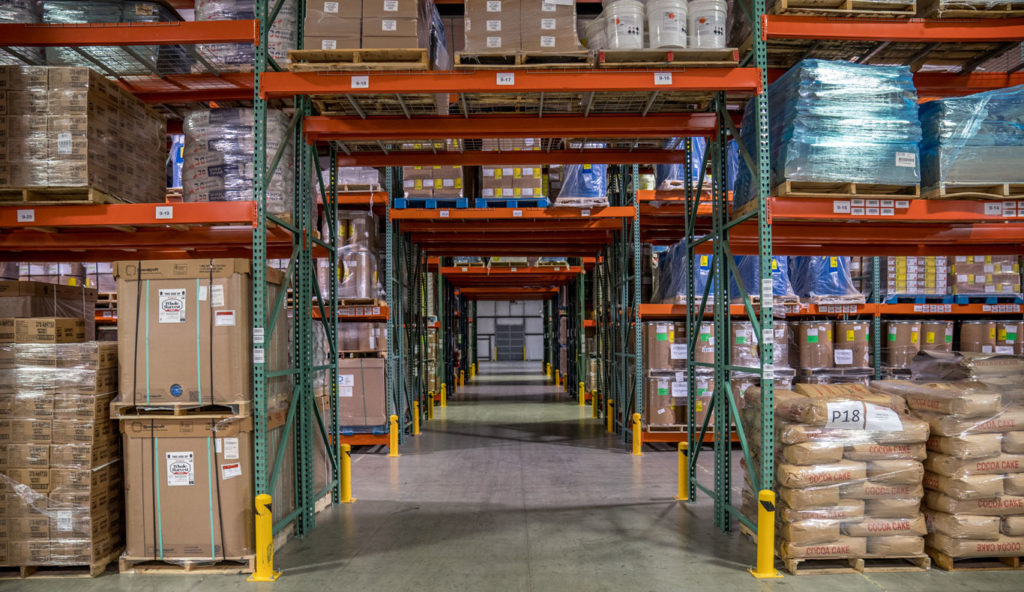 third party warehousing and distribution