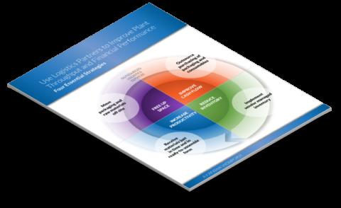 Download eBook: Logistics Strategies to Improve Plant Operations