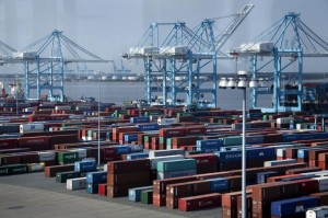 The Port of Virginia has the deepest water among east coast ports