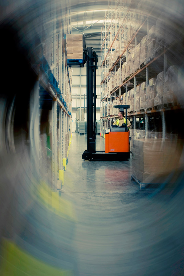 Finding a Flexible Warehouse Solution