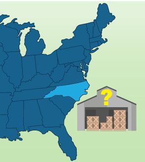 Where Should I Locate My East Coast DC?