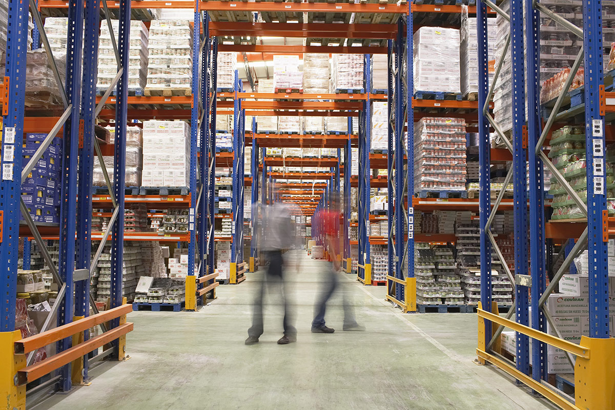 Reduce Manufacturing Time, Space and Costs with an Inbound Warehouse