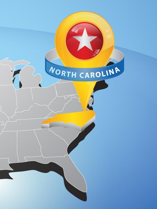 North Carolina Logistics