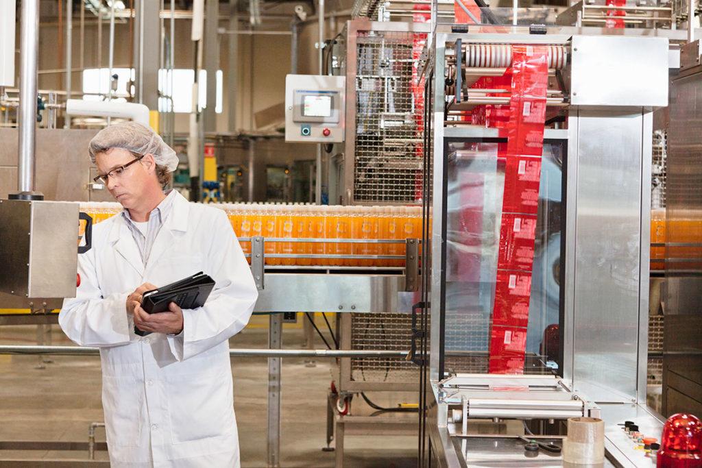 Food Manufacturing Logisitcs