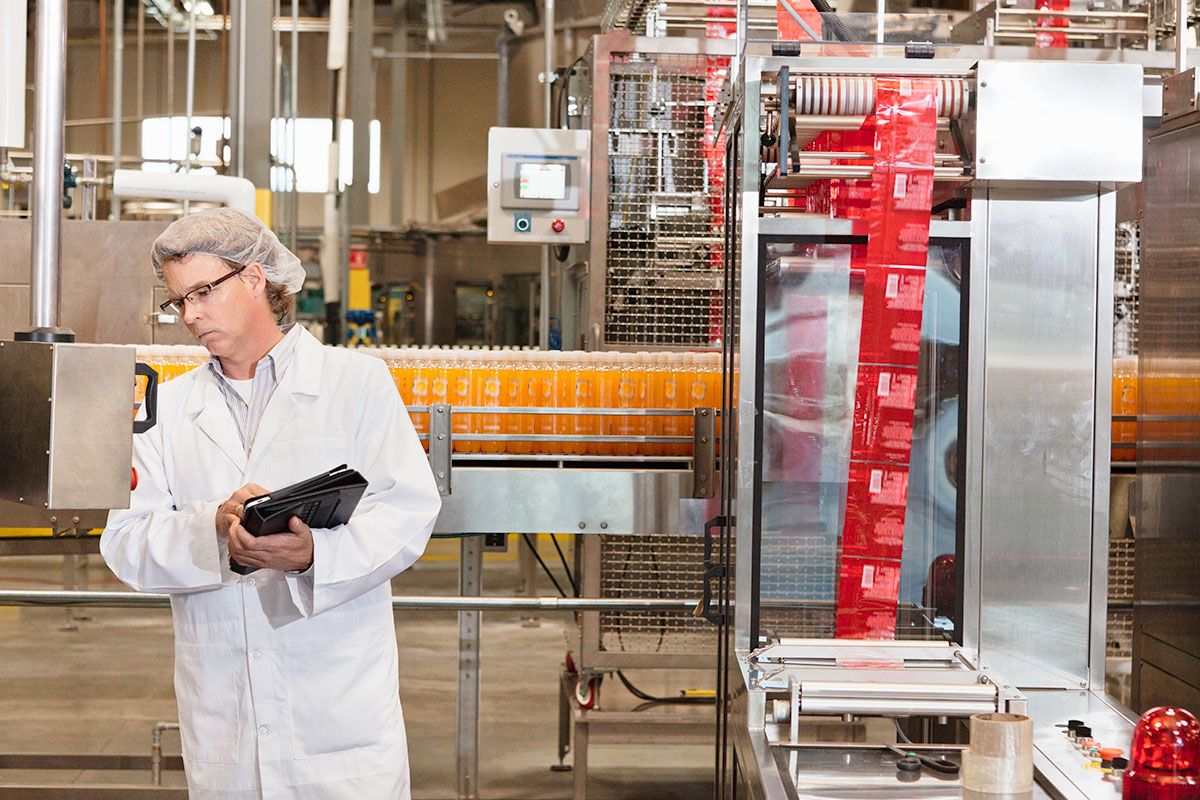 Improve Food Manufacturing Efficiency By Getting Out of the Warehouse Business