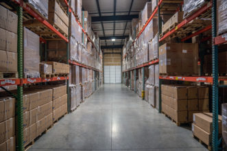 Climate-Controlled Warehousing