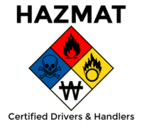 HAZMAT Certified Drivers & Handlers