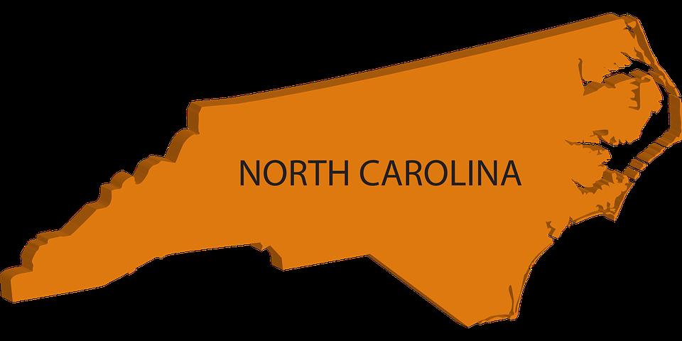 North Carolina distribution