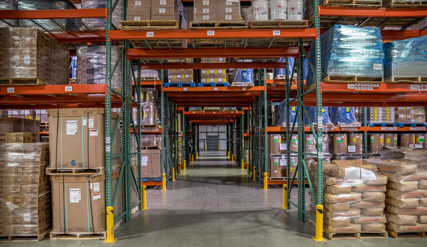 3PL warehouse companies