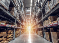 What is contract warehousing?