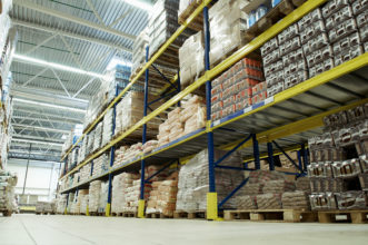 food distribution warehouse