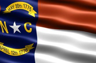 Distribution centers in North Carolina