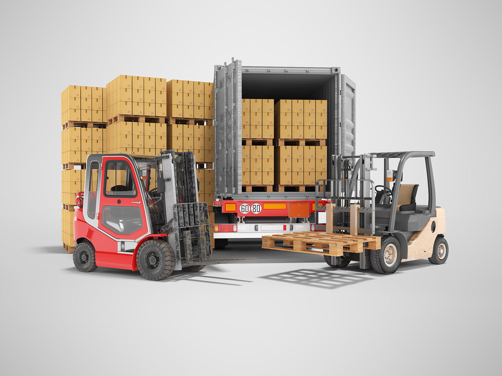cross dock freight solutions