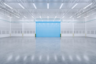 available warehouse space
