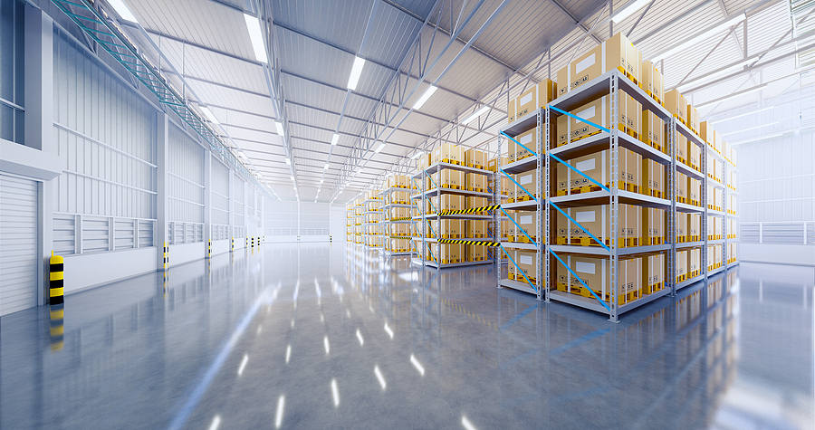 warehouse space shortage