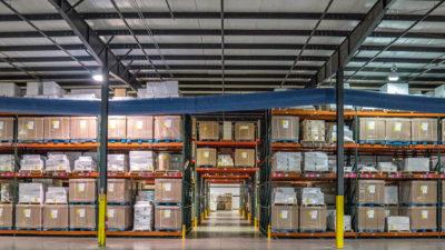shared warehousing