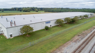 climate-controlled warehouse space