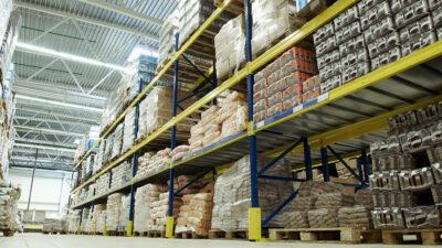 food distribution warehouse